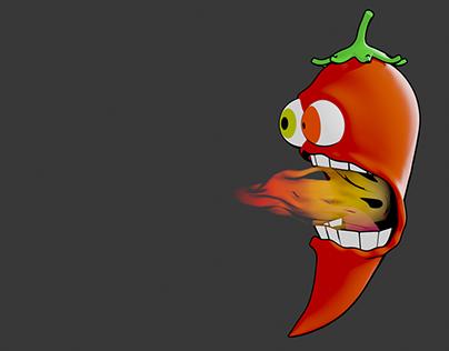 Shocked Chili