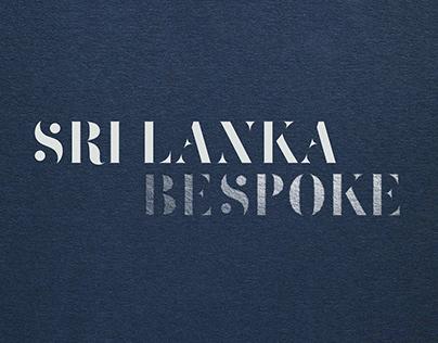 Sri Lanka Bespoke Brand Identity