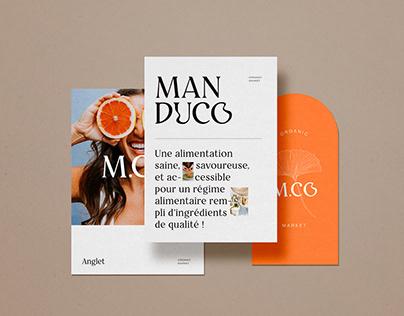 Manduco | Logo & Brand Identity