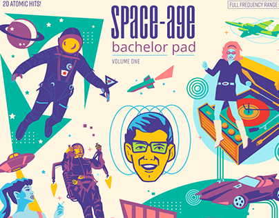 Space-Age Bachelor Pad