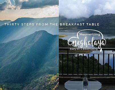 Campaign for Meghalaya Tourism