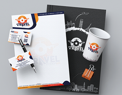 Graphic Designing for Tour & Travel Company