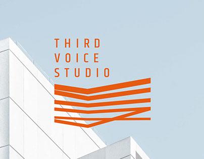 Third Voice Studio - Brand Identity