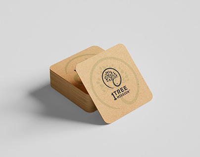 1Tree Mission Business Cards