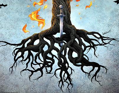 Mythology book cover