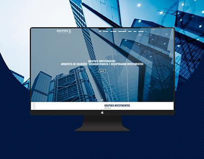Graphen Investimentos | Website