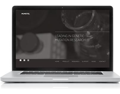 MuMeTel Website Design
