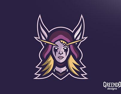 World of Warcraft BFA Mascot Logo Fan Arts