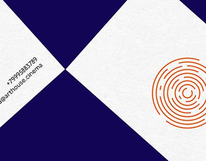 Branding for Russian Arthouse Film Festival
