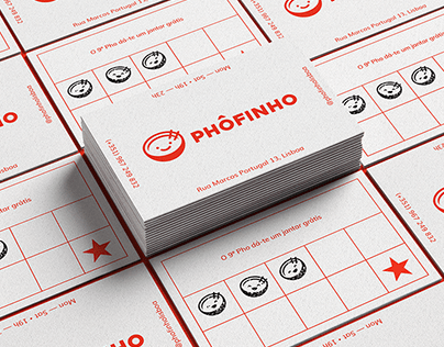 Phôfinho Branding
