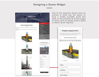 Ferro Anchors  Branding + Web