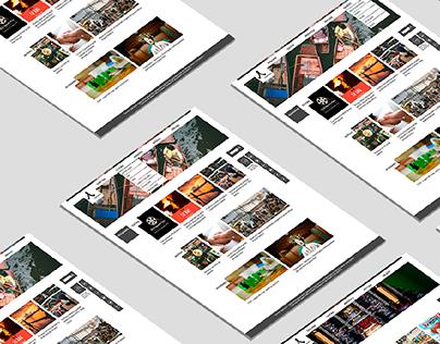 UI/UX | Web redesign