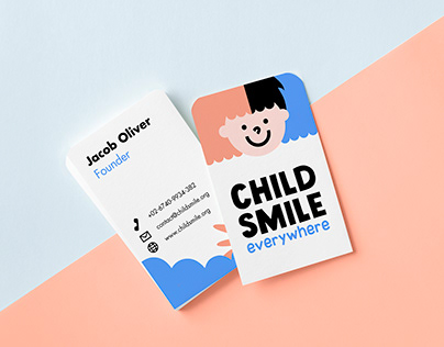 Child Smile Everywhere - visual identity