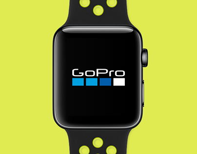 Apple Watch GoPro Remote Control