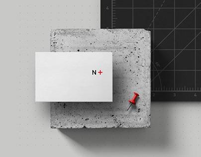 N+ - Branding & Web design