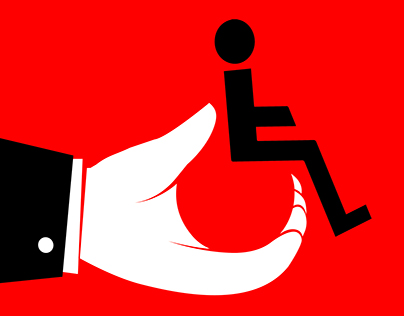 Take care of the disabled