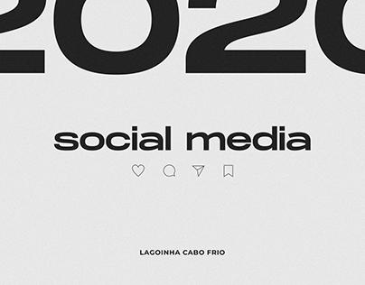 Social media 2020 - Lagoinha Cabo frio