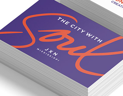 City With Soul Print & Web Branding