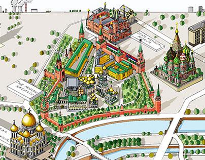 Eastenders Albert Square map on Behance on