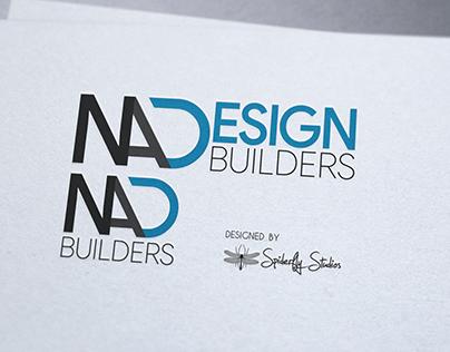NA Design Builders Logo Design