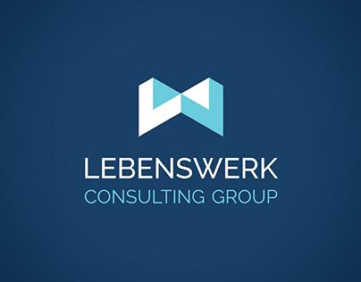 Lebenswerk Logo & Identity