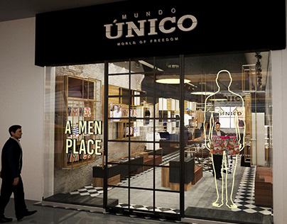 MUNDO UNICO - RETAIL DESIGN