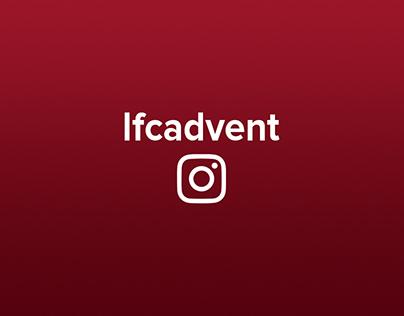 Liverpool FC: Instagram Advent Calendar Concept