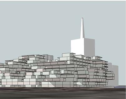 Maspero Parallel Housing Project