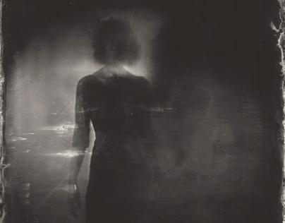 Spirits - wet plate collodion