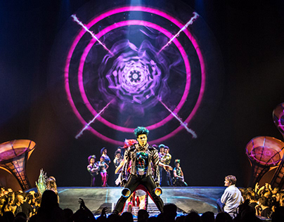 Sép7imo Día, No Descansaré - Cirque du Soleil