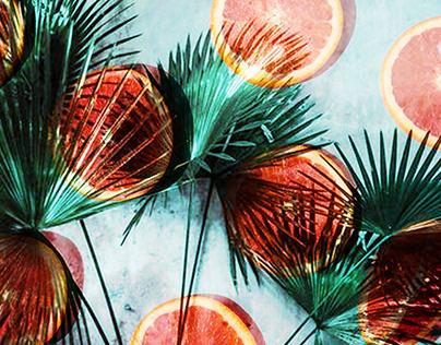 Texture design • Summer vibes •