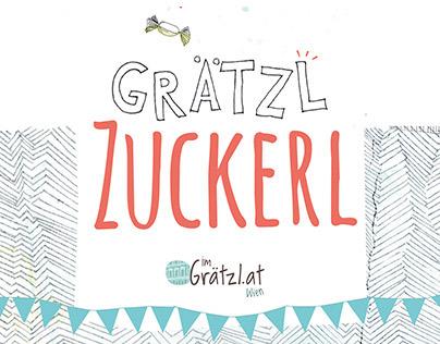 imGrätzl Vienna - Flyer