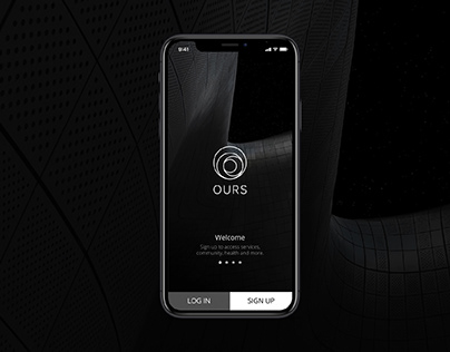 OURS | UI/UX & Mobile App Design