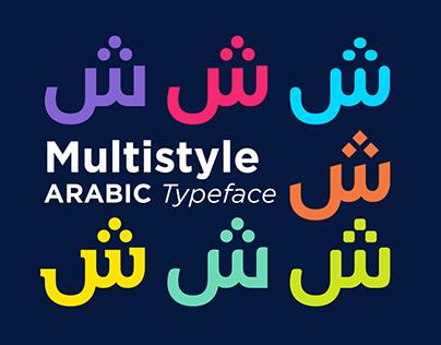 Shamel Family Typeface