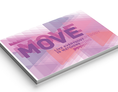 Obsessions Book - MOVE like everybody is watching