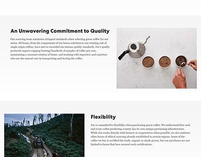 full website (woocommerce)