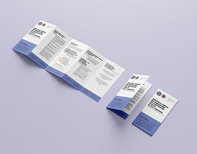 Governmental Brochure/Leaflet Design