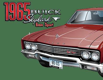 1965 Buick Slylark Gran Sport