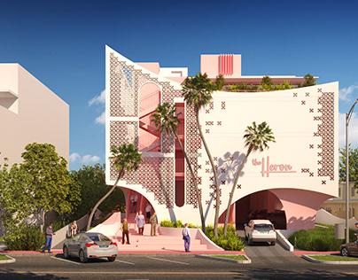 The Heron Senior Housing  Miami Beach, FL