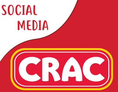 Social Media - Crac Alimentos