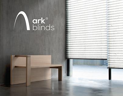 Ark Blinds / Brand identity