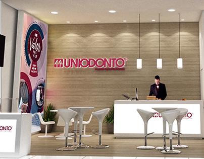 Plotagem de Stand - Uniodonto Brasil