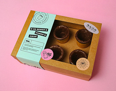 Guttie Bakery | Brand Identity