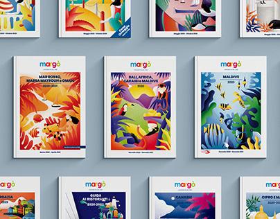 Copertine cataloghi 2020_Eden Viaggi_Margò