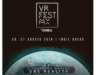 VR Fest MX
