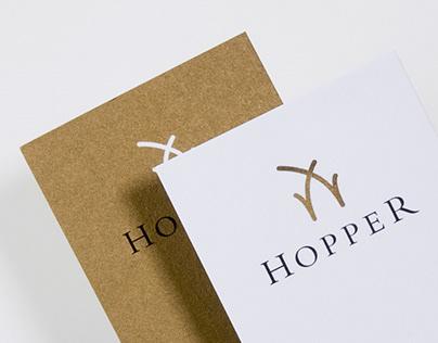 Corporate Design | Hopper Hotels