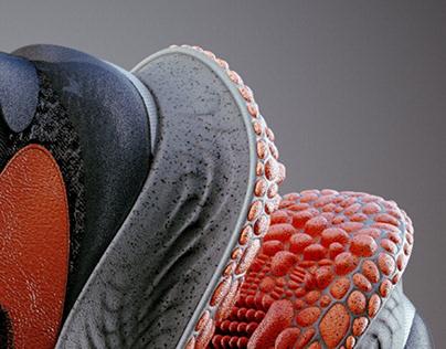 """PATH-MAKER"" Trail concept sneaker"