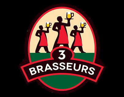 Power Point Presentation for 3 Brasseurs