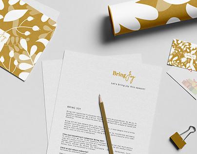 Bring Joy | Charity Campaign Dec. 2020