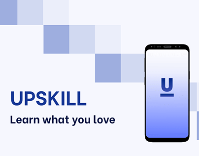 Upskill (Online Learning) Android Presentation